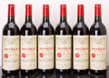 Red Bordeaux, Chateau Petrus 1995 . Pomerol. Bottle (6). ... (Total: 6Btls. )