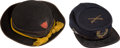 "Military & Patriotic:Civil War, Wonderful Indiana Cavalryman's ""Plug Hat"" and veterans' memorabilia.... (Total: 3 Items)"