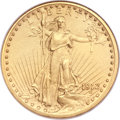 Proof Saint-Gaudens Double Eagles, 1912 $20 PR67 NGC....