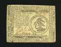 Colonial Notes:Continental Congress Issues, Continental Currency November 29, 1775 $3 Extremely Fine. Broadmargins and solid printing are found on this lightly circula...