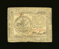 Continental Currency November 29, 1775 $5 Very Fine