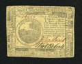Colonial Notes:Continental Congress Issues, Continental Currency November 29, 1775 $6 Extremely Fine. Anattractive and problem free example with bold signatures and se...
