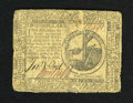 Colonial Notes:Continental Congress Issues, Continental Currency May 9, 1776 $2 Very Good. A well circulatedContinental with a couple of skin marks....