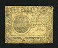 Colonial Notes:Continental Congress Issues, Continental Currency November 2, 1776 $7 Fine. The technical gradeis certainly higher than this but there are numerous prob...