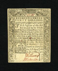 Colonial Notes:Connecticut, Connecticut July 1, 1780 40s CC Cancel Gem New. A lovelycriss-cross cancelled example of this highest denomination fromthe...