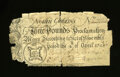 Colonial Notes:North Carolina, North Carolina April 4, 1748 £3 About Good-Good. This scarce notedisplays much trauma....