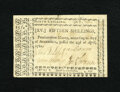 Colonial Notes:North Carolina, North Carolina April 23, 1761 15s About New. A high grade exampleof this scarcer denomination that has a couple of small ed...