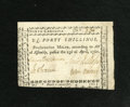 Colonial Notes:North Carolina, North Carolina April 23, 1761 40s Very Fine-Extremely Fine....