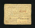 Colonial Notes:North Carolina, North Carolina August 8, 1778 $5 Very Fine. A well signed andtotally problem free example for the grade that has good eye a...