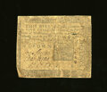Colonial Notes:Pennsylvania, Pennsylvania April 25, 1759 5s Very Good. This is a scarcer earlyBen Franklin issue that appears to have been backed to kee...