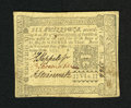 Colonial Notes:Pennsylvania, Pennsylvania March 20, 1773 6s Extremely Fine. The detail is thatof an AU but with a stain on the back. This is a well mar...