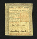 Colonial Notes:Pennsylvania, Pennsylvania April 10, 1775 50s Very Fine. A somewhat soft examplethat does not have the color that is normally seen....