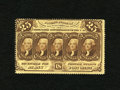 Fractional Currency:First Issue, Fr. 1280 25c First Issue Choice About New. An original example of this scarce no monogram perforated variety with bright pap...