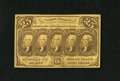 Fractional Currency:First Issue, Fr. 1281 25c First Issue Very Choice New. Superb paper color andbold printing are indicative of the gem grade....