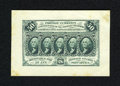 Fractional Currency:First Issue, Fr. 1313SP 50c Wide Margin Face First Issue Choice About New. A very attractive wide margin specimen with great printing and...
