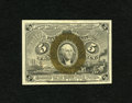 Fractional Currency:Second Issue, Fr. 1233 5c Second Issue Gem New. Broad margins and bright bronze overprint are but two of the qualities embodied by this ge...
