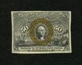 Fractional Currency:Second Issue, Fr. 1316 50c Second Issue Choice About New. A note that appears to be a near gem at first glance with perfect overprint cent...