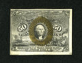 Fractional Currency:Second Issue, Fr. 1322 50c Second Issue New. The odd cut on this fiber paper note keeps it from attaining a higher grade....