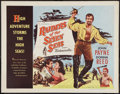 "Movie Posters:Adventure, Raiders of the Seven Seas Lot (United Artists, 1953). One Sheet(27"" X 41""), and Half Sheets (3) (22"" X 28""). Adventure.. ...(Total: 4 Items)"