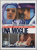 """Movie Posters:Drama, A Woman Under the Influence (Independent, 1974). Italian 4 - Foglio(55"""" X 78""""). Drama.. ..."""