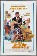 "Movie Posters:James Bond, The Man with the Golden Gun (United Artists, 1974). International One Sheet (27"" X 41""). James Bond.. ..."