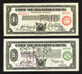 Obsoletes By State:Michigan, Hamtramck, MI- City of Hamtramck Depression Scrip Extremely Fine-about Uncirculated.. ... (Total: 2 notes)
