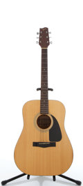 Musical Instruments:Acoustic Guitars, Fender Gemini II Natural Acoustic Guitar, #6618928....