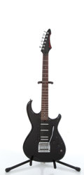 Musical Instruments:Electric Guitars, Aria Pro II RS Knight Warrior Black Electric Guitar #5041069....