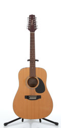 Musical Instruments:Acoustic Guitars, Takamine EG-335 Natural 12 String Electric Acoustic Guitar #905032014...