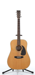 Musical Instruments:Acoustic Guitars, Sigma DM-4 Natural Acoustic Guitar #8301712....