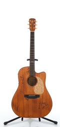 Musical Instruments:Acoustic Guitars, Alvarez By Yairi MMY1 Natural Electric Acoustic Guitar #69395....