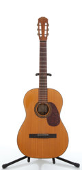 Musical Instruments:Acoustic Guitars, Vintage Gibson Classical Natural Acoustic Guitar #091745....