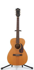 Musical Instruments:Acoustic Guitars, Guild F-20 Natural Acoustic Guitar #41770....