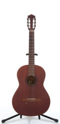 Musical Instruments:Acoustic Guitars, 1960's Guild Mark I Mahogany Classical Acoustic Guitar #CA295....