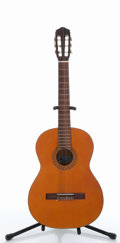 Musical Instruments:Acoustic Guitars, Epiphone EC-20 Madrid Orange Classical Acoustic Guitar #0140204....