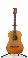 Musical Instruments:Acoustic Guitars, Vintage Gibson C-1 Classical Acoustic Guitar #256426....