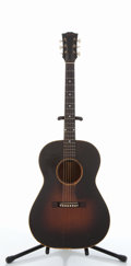 Musical Instruments:Acoustic Guitars, Vintage Gibson Sunburst Project Acoustic Guitar # N/A....