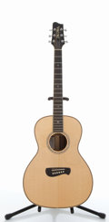 Musical Instruments:Acoustic Guitars, Tacoma PR18LTD Natural Acoustic Guitar #BZN80130. ...