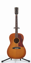 Musical Instruments:Acoustic Guitars, 1960's Gibson LG-1 Sunburst Acoustic Guitar #427692....
