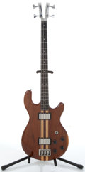 Musical Instruments:Electric Guitars, Kramer 450 B Solid Body Electric Bass Guitar #20716....