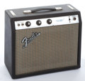 Musical Instruments:Amplifiers, PA, & Effects, Fender Champ Black Amplifier #A33249....