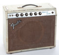 Musical Instruments:Amplifiers, PA, & Effects, Fender Princeton Reverb Amplifier #A757380....
