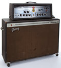 Musical Instruments:Amplifiers, PA, & Effects, Vintage Gibson Mercury Head & Cabinet, #N/A....