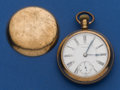 Timepieces:Pocket (post 1900), Waltham 18 Size Canadian Pacific Railway 17 Jewel Model 83 PocketWatch. ...
