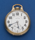 Timepieces:Pocket (post 1900), Illinois 23 Jewel Stiff Bow Sangamo Special Pocket Watch. ...