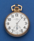 Timepieces:Pocket (post 1900), Ball 16 Size 21 Jewel Official Standard Pocket Watch. ...