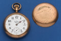 Timepieces:Pocket (post 1900), Southbend 18 Size Grade 323 The Studebaker Pocket Watch. ...