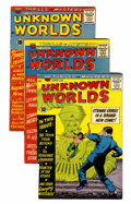 Silver Age (1956-1969):Horror, Unknown Worlds Group (ACG, 1960-66) Condition: Average VG....(Total: 28 Comic Books)