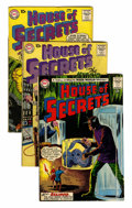 Silver Age (1956-1969):Mystery, House of Secrets Group (DC, 1960-66) Condition: Average VG....(Total: 32 Comic Books)