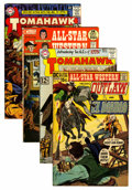 Bronze Age (1970-1979):Western, All-Star Western and Tomahawk Savannah pedigree Group (DC, 1962-72) Condition: Average VF/NM.... (Total: 4 Comic Books)